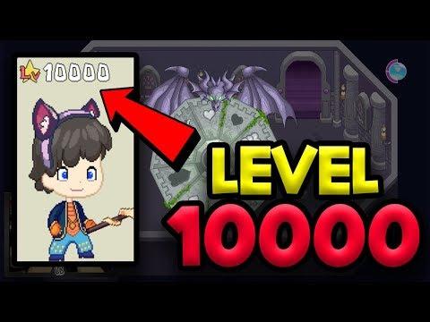 Prodigy Math - LEVEL *10,000* V.S. DARK TOWER!!!