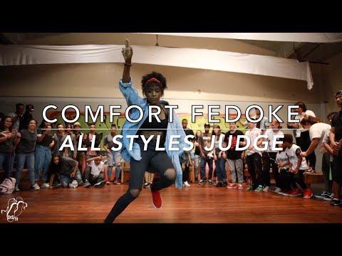 Comfort Fedoke  All Styles Judge case  The Gr818ers: AFA7  SXSTV