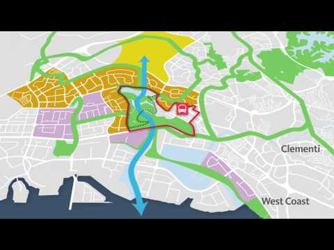 Big ideas for Jurong Lake District