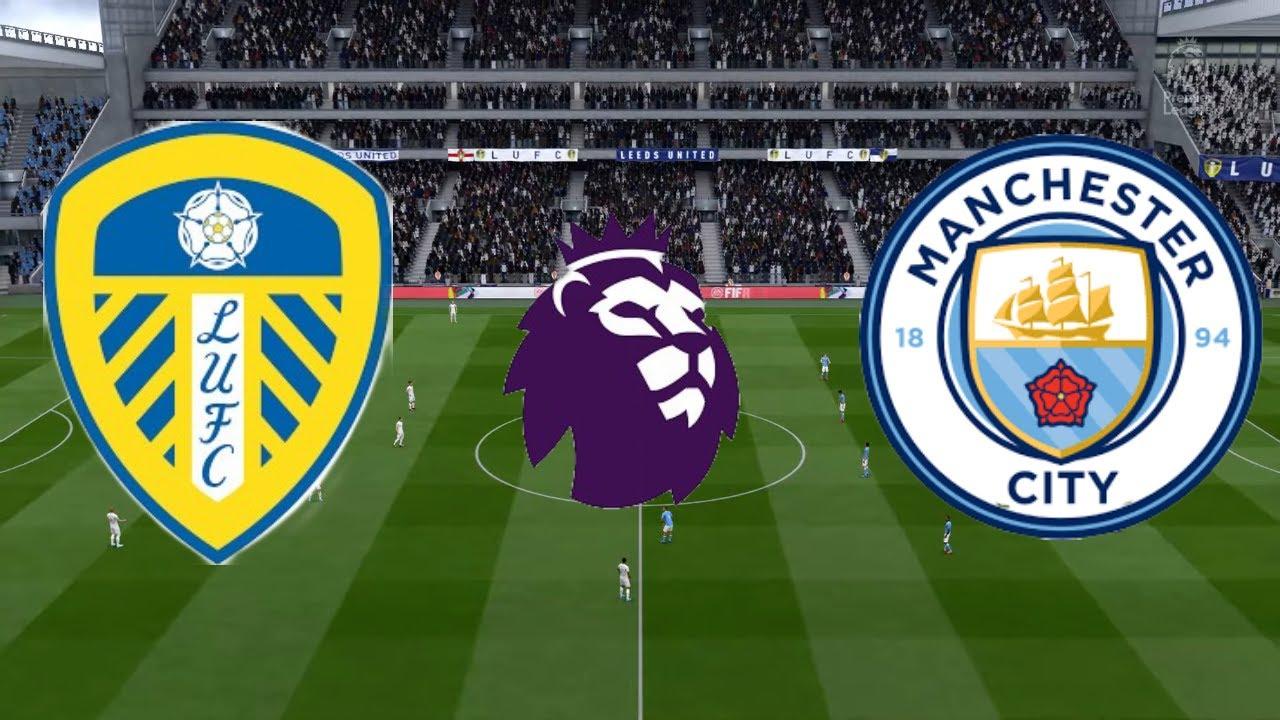 FIFA 20   Leeds vs Manchester City   Premier League 2020 ...