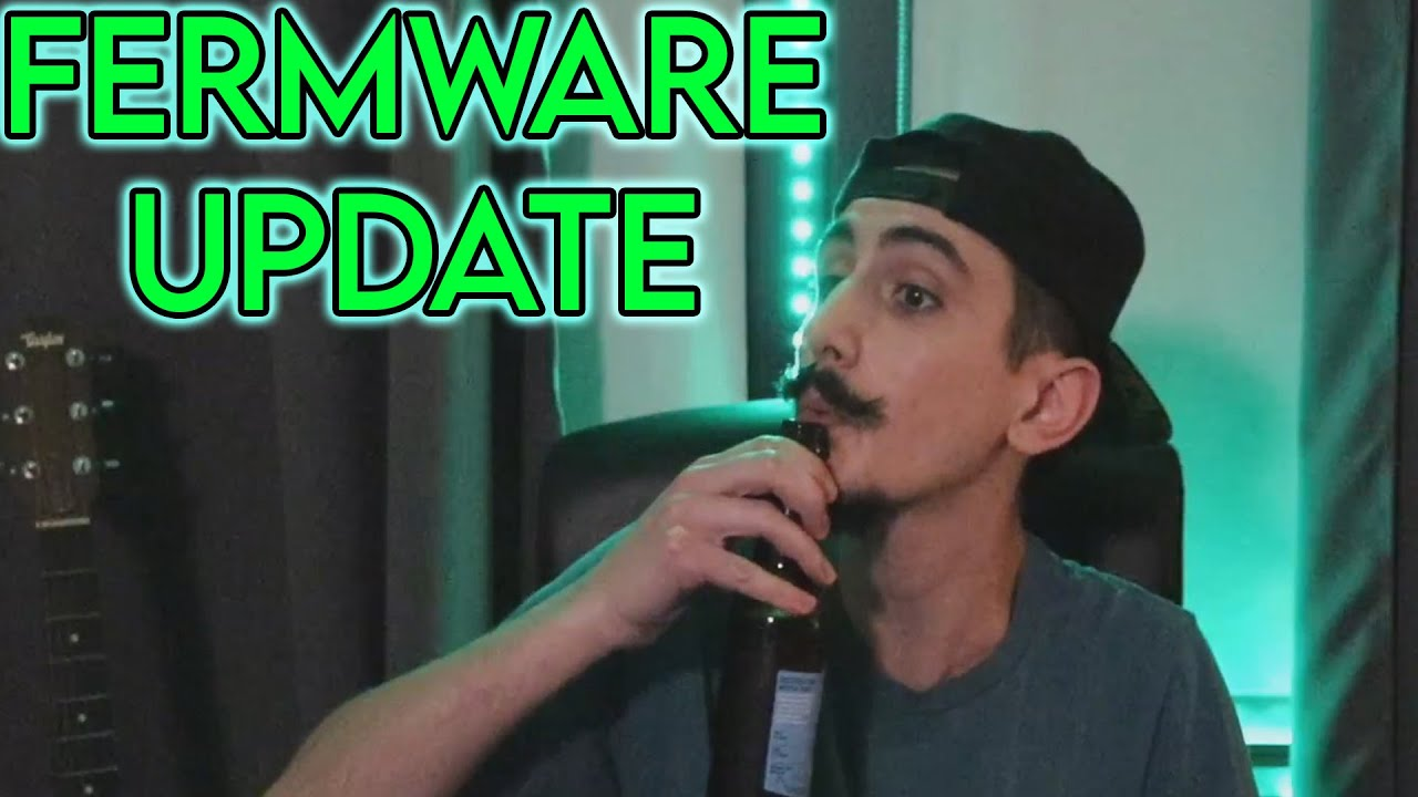channel revival, song requests, performance anxiety vs perfectionsim │ Fermware Update