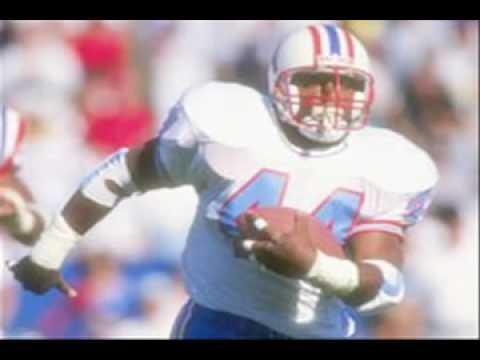 Lorenzo White - NFL Superstar