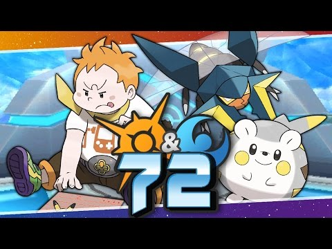Pokémon Sun and Moon - Episode 72 | Champion Title Defense VS Captain Sophocles!