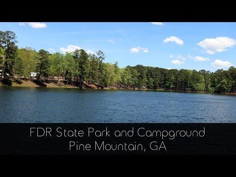 FDR State Park -  Pine Mountain GA