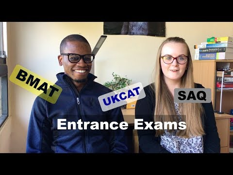 BMAT, UKCAT, Cambridge SAQ + Universities we applied to | An overview