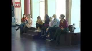 В Великом Новгороде прошел отбор кандидатов на обучение в Академии танцев Бориса Эйфмана