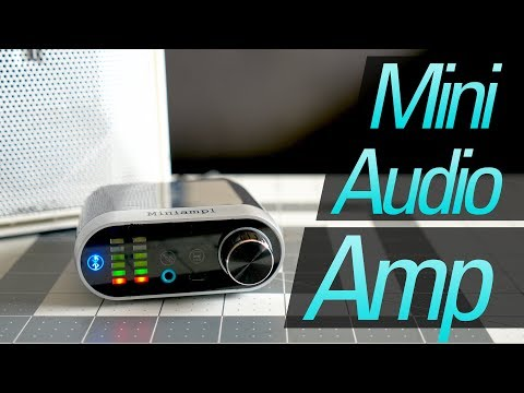 Mini Stereo Amp (That Doesn't Suck)