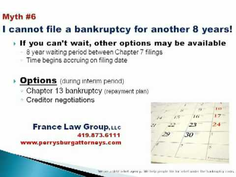 Bankruptcy / France Law Group
