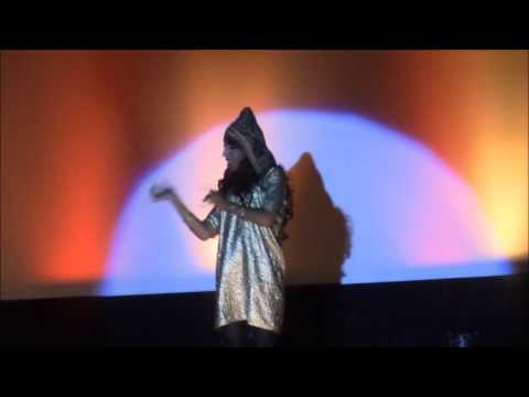 Yemenite Lullaby Lady Chocolate TLVFest drag star Tel Aviv 3 6 17