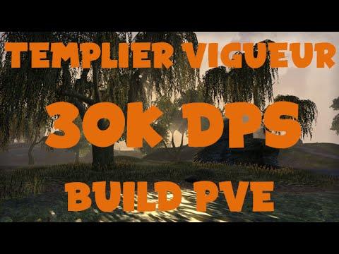 Teso Build Templier Solo