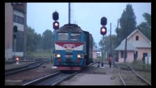 2М62 1114 ДПЛ1с пригородным сообщением Коломыя Ивано Франковск(, 2011-06-17T10:43:19.000Z)
