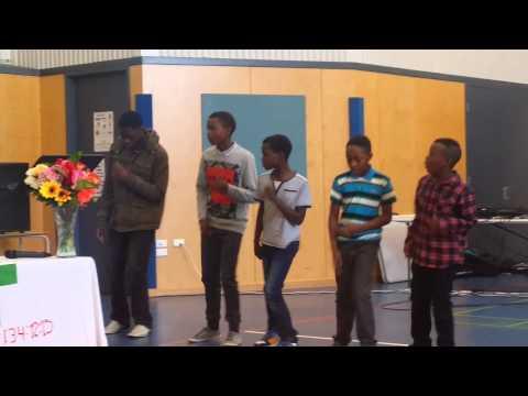 Yona  Agape Youth: At Choir Revival Adelaide