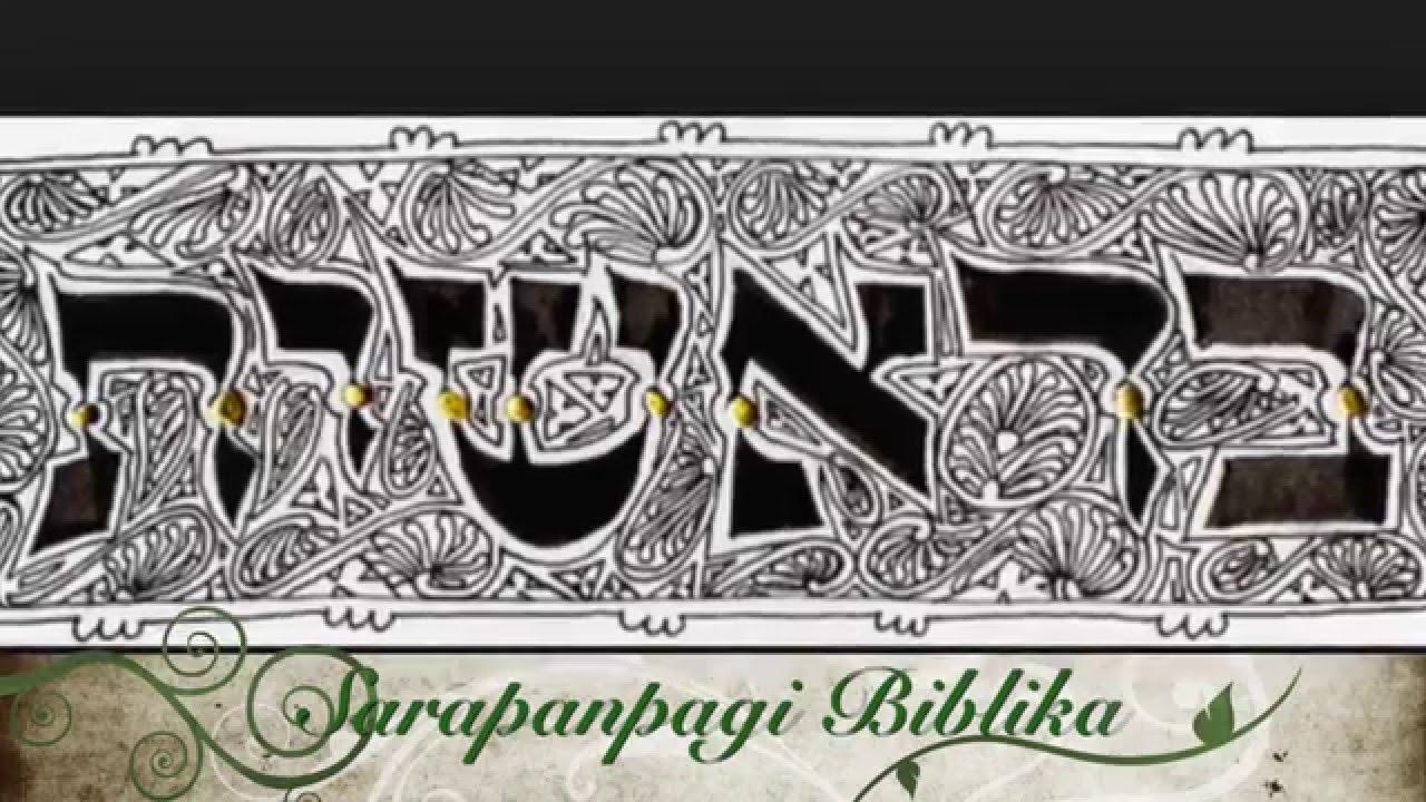 6 HARI PENCIPTAAN KEJADIAN 1 SarapanPagi Biblika Ministry