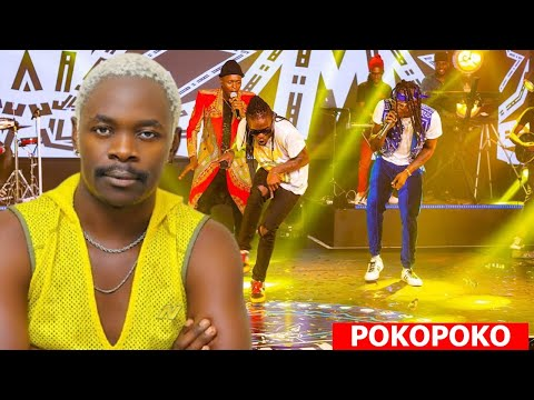 Faded singer OS Ssuna trashes E-Concerts and Musicians who go to Gulu to beg money from Gen. Salim S