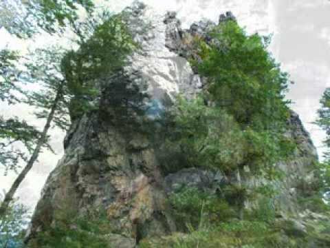zu den Steinen der Germanen