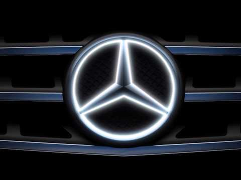 The Illuminated Star -- Mercedes-Benz Accessories