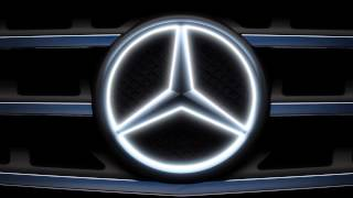 The Illuminated Star -- Mercedes-Benz Accessories thumbnail