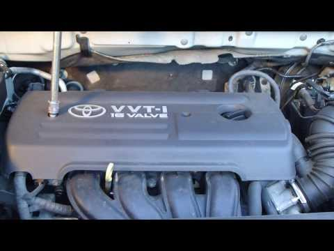 How To Replace Spark Plugs Toyota Avensis. Years 2000 To 2017.