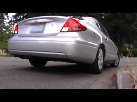 Driving Test #2: Backing maneuver