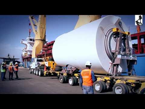 Perú Construcción - Parque Eólico - Energía Eólica