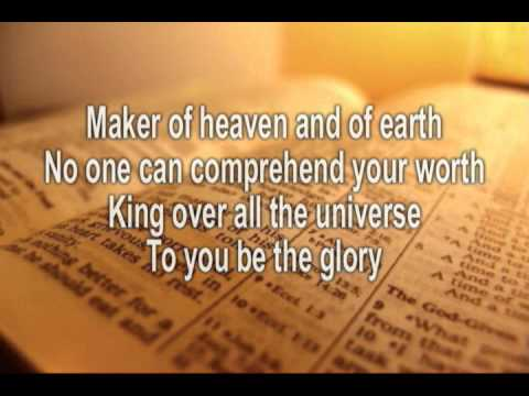 All Because Of Jesus - Casting Crowns (lyrics)