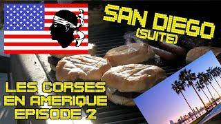 (Vlog) Les Corses en Amérique - Ep2 San Diego : Independance Day, Bateau & Zoo