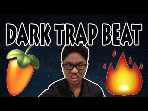 TRAVIS SCOTT WOULD KILL THIS!! Mаkіng A Dаrk, Mеlоdіс Trap Bеаt from Scratch In FL Studio
