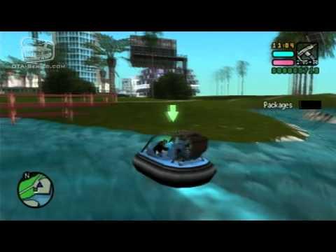 GTA Vice City Stories - Walkthrough - Mission #46 - White Lies
