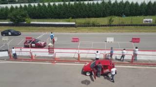16 07 2017 KÖRFEZ YARIŞ PİSTİ DRAG 106 GTİ HONDA CİVİC