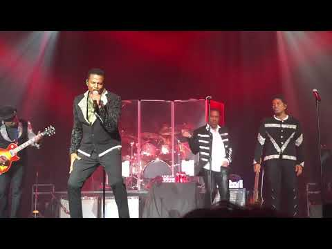 THE JACKSONS LIVE IN BILOXI 2019