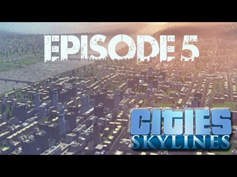 [FR] Cities Skylines Episode 5 : Traffic & transport en commun