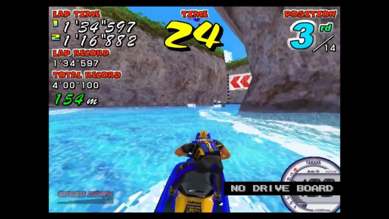 Waverunner GP - Demul 0 581 (Sega Naomi)