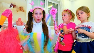 Kids turned sister into Fairy