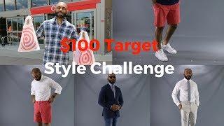 $100 Target Style Challenge