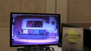 CES 2014: D-Link IP camera offers low-light color night vision