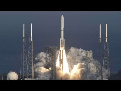 New operational geostationary environmental satellite GOES-S took off to improve weather forecast