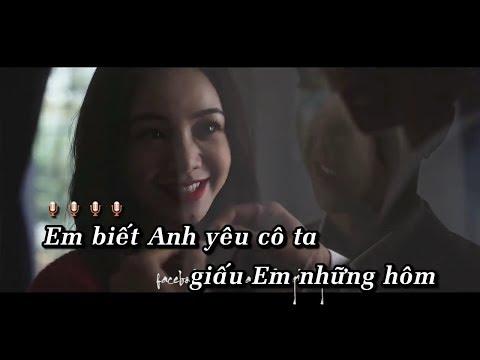 [ Karaoke ] Không Phải Em Đúng Không   Dương Hoàng Yến