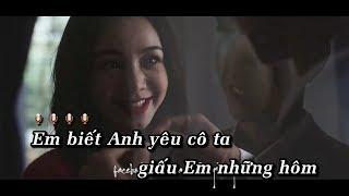 [ Karaoke ] Không Phải Em Đúng Không | Dương Hoàng Yến
