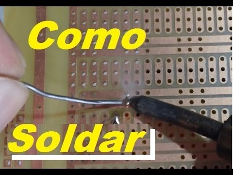 Como soldar circuitos electr nicos tecnicas cautin - Pistola de estano ...