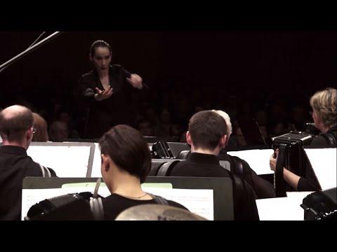 Danse Macabre - Camille Saint-Saens - Accordion Orchestra [AKKORDEANA Frankfurt]