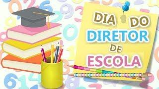 Feliz Dia do Diretor Escolar /Dia do Diretor de Escola- Dia 12 de Novembro