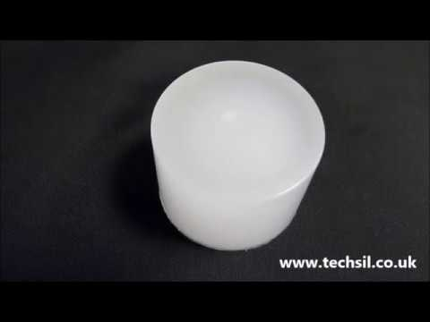 Demonstration of LED Light Diffusion with an Opalescent PU