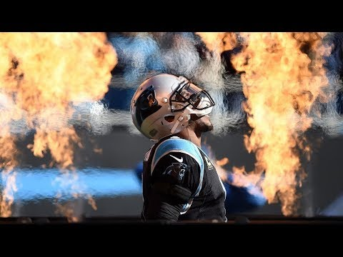 Cam Newton 2017 - 2018 Highlights