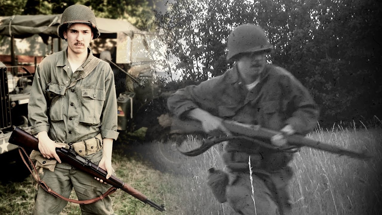 Download WW2 Reenactment / Event - Spending the NIGHT! Pinned by a Sniper in the Forest! Military vehicles!