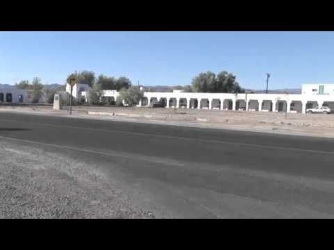 Pahrump, Nevada Itinerary Through The Old Spanish Trail and Death Valley Junction