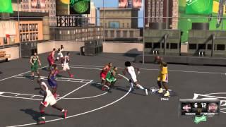 NBA 2k15 PC- Legends Blacktop Game