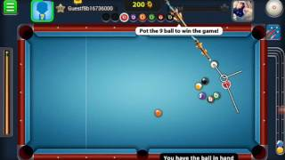 8 Ball Pool King Cue +All Rooms Unlock At Level 1 Mod
