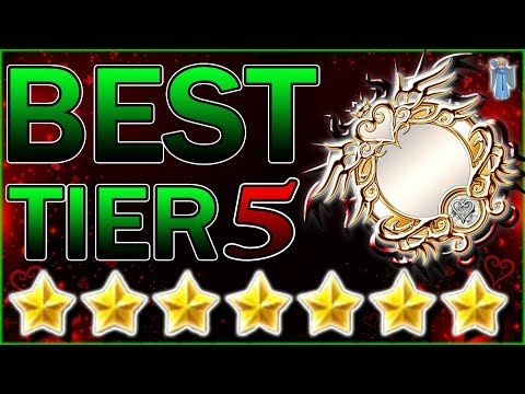 Best Tier 5 Medals To 7 Star ~ KH Union χ[Cross]