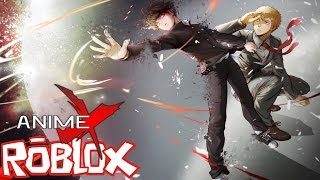 MOB THE STRONGEST OF ALL! || ROBLOX Anime Cross (Roblox Anime Crossover Game)