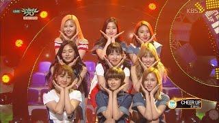 트와이스_치어업/twice_cheer Up/교차편집_stage Mix 1080p 60f